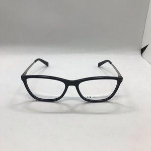 Armani Exchange 3028 Black Eyeglasses